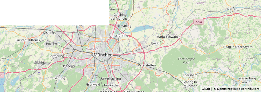 Mappa Autokino München-Aschheim