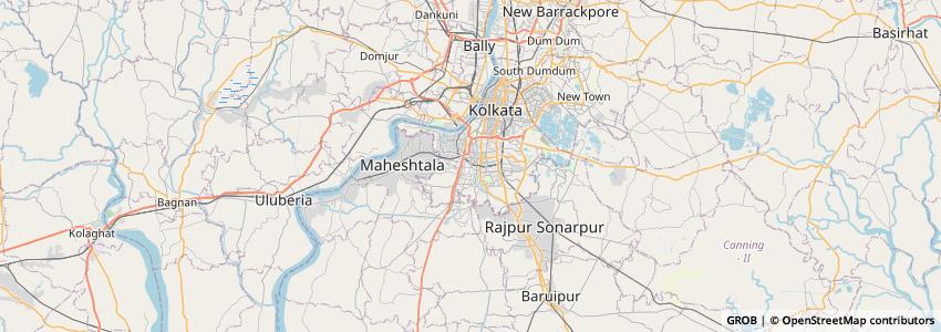 Mappa Northern Agency