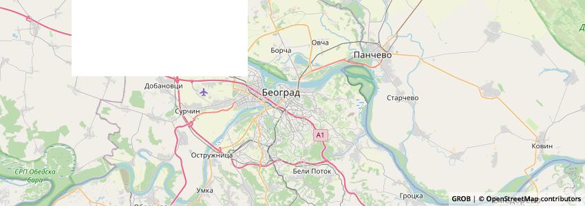 Mappa Epicentrum