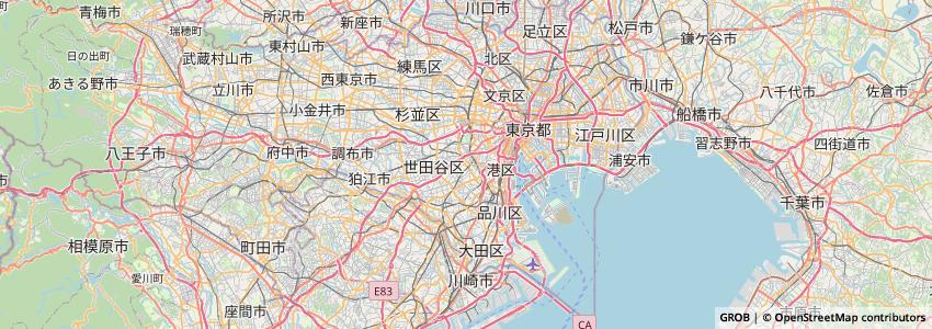 Mappa Hosu