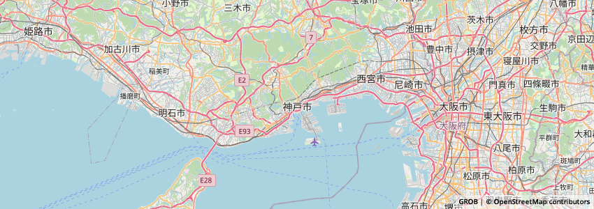 Mappa ミント神戸