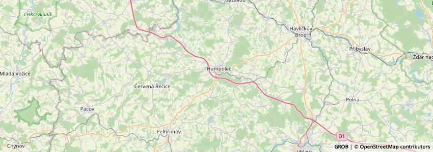 Mappa Ctp Invest