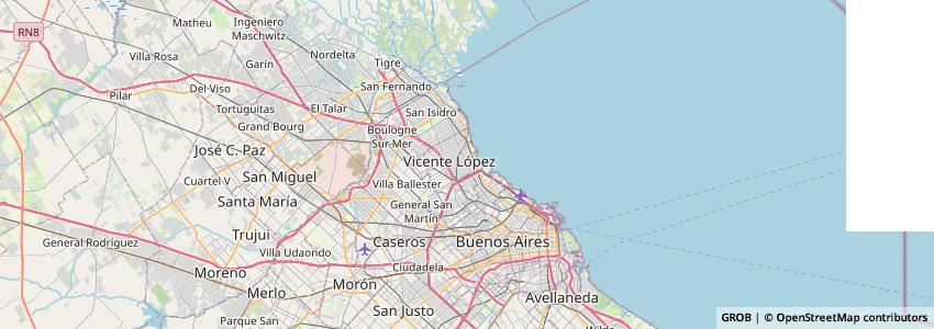 Mappa Baires Automoviles