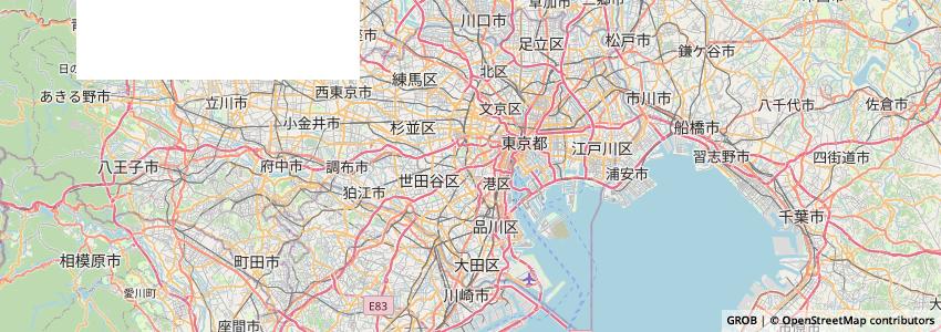 Mappa Fillerinajp