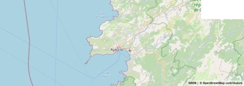 Mappa Corsican Business Women
