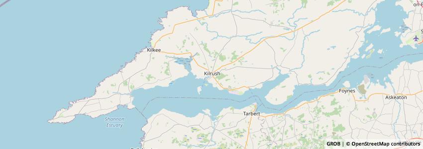 Mappa Central Sports