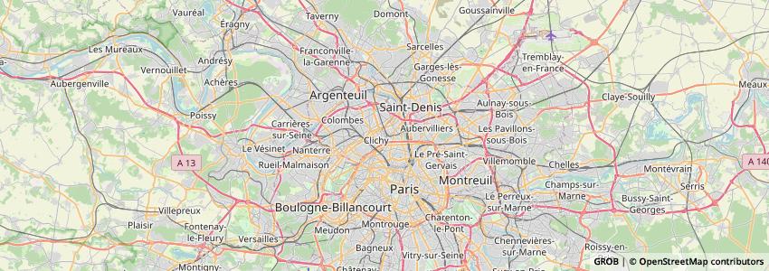 Mappa Les Petits Chaperons Rouges