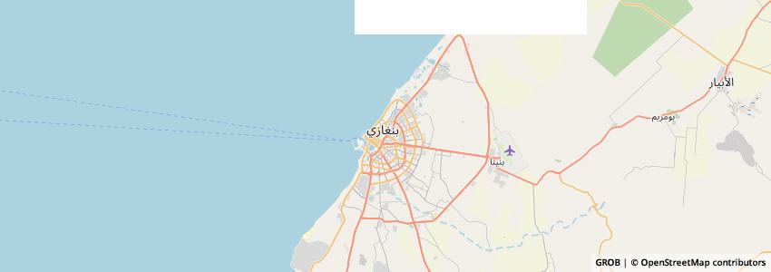 Mappa Libyapress.tv