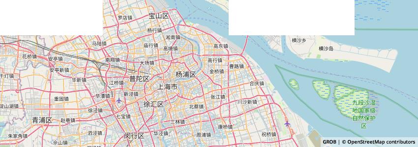 Mappa Geotrst