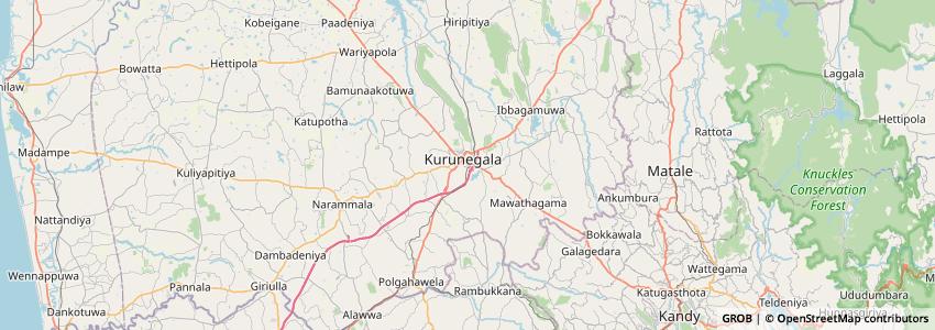 Mappa Winrose Property