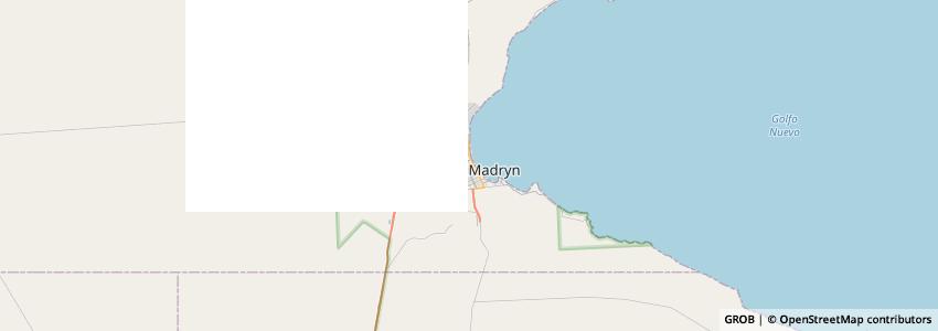 Mappa Diario El Diario De Madryn