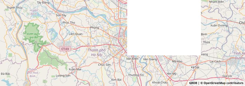 Mappa Asia Star