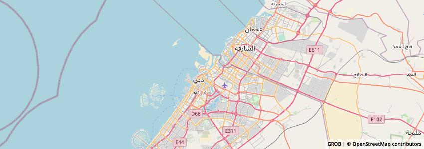 Mappa Deira International School