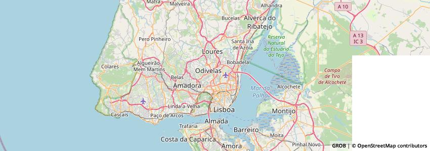 Mappa Aqui À Beira - Consultores De Comunicação