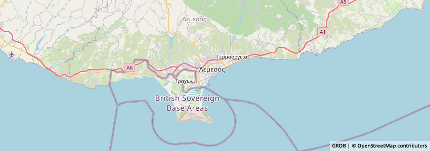 Mappa Cruises Cyprus
