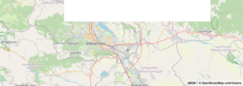 Mappa Arttravel.ge