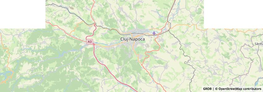 Mappa Hosterion - gazduire web