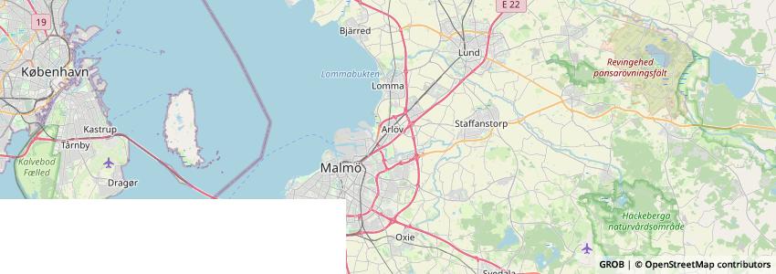 Mappa Skott Vvs