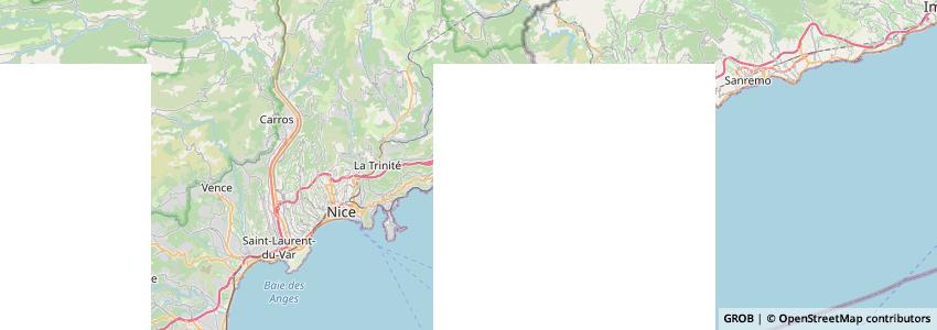 Mappa Bottega Renzini Monte-Carlo