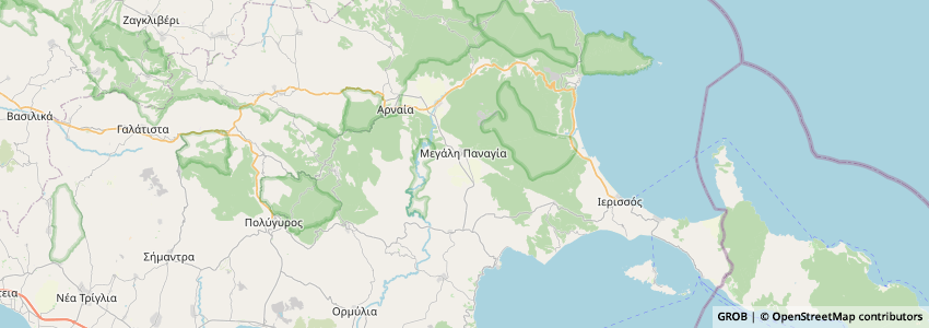 Mappa Akroyiali