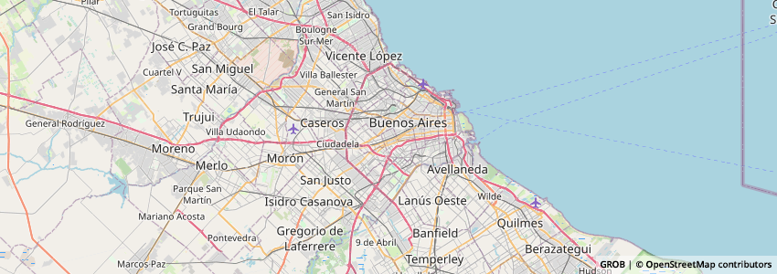 Mappa Integrados Argentinos
