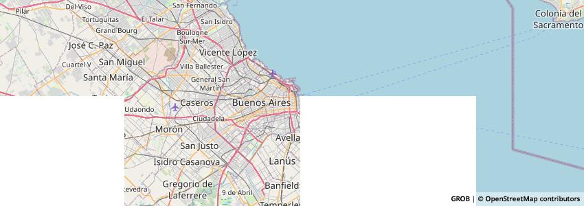 Mappa Enacom