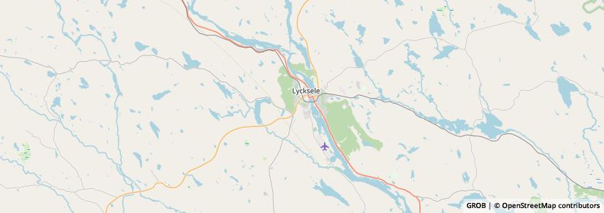 Mappa Lycksele Djurpark Ab