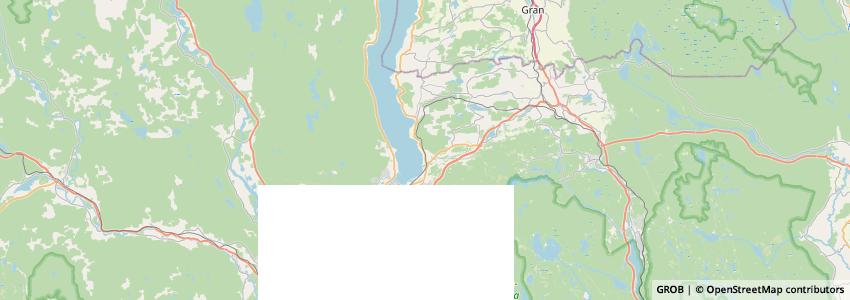 Mappa Randsvangen Hotell