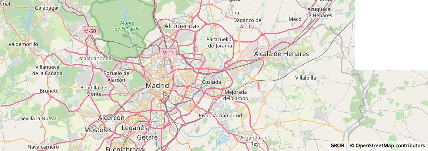 Mappa Dekinsa