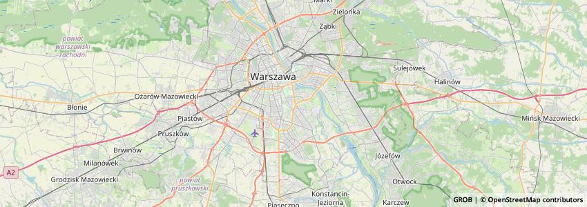 Mappa Engie Polska