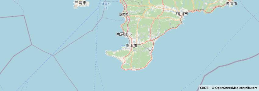 Mappa ホテルマイグラント