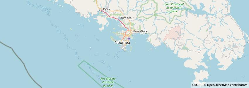 Mappa Aquaskin Nc