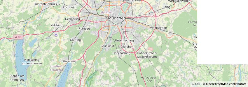 Mappa Hy-Line