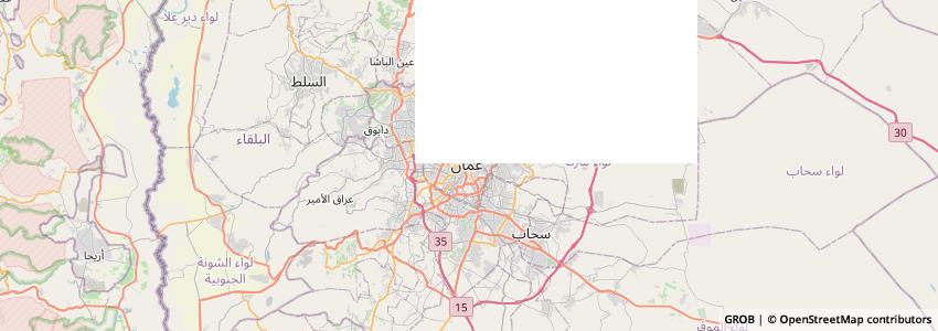 Mappa Dar Abu Abdullah دار أبو عبدالله