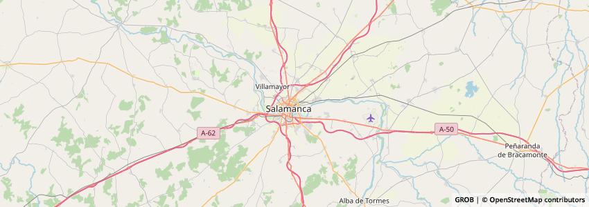 Mappa Angular Estudio Fotográfico