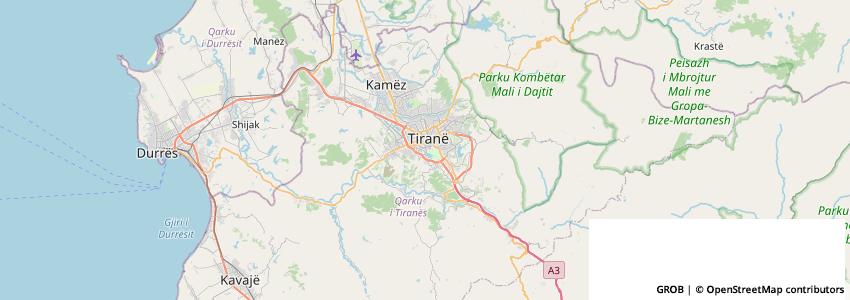 Mappa Athome.al Real Estate In Albania