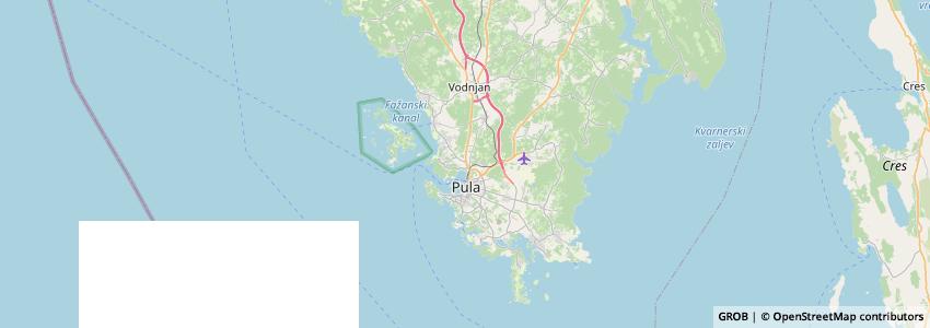 Mappa Restaurant Oaza