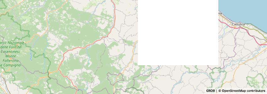 Mappa Mandrelli Service Srl