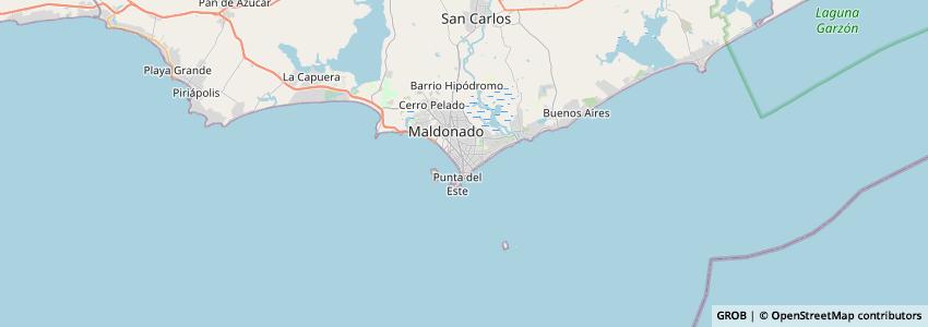Mappa Apuntavamos.com