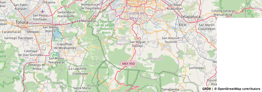 Mappa Pastor Aleman Mx