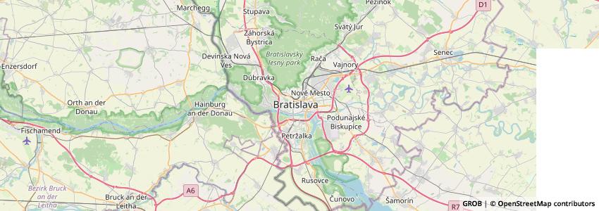 Mappa Botasky Botas