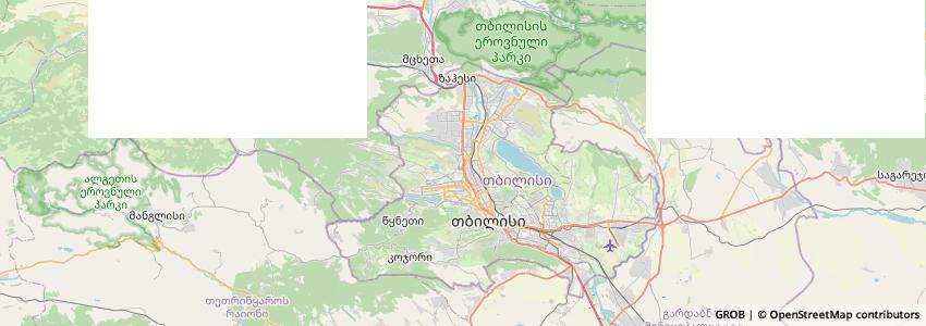 Mappa Cubicon