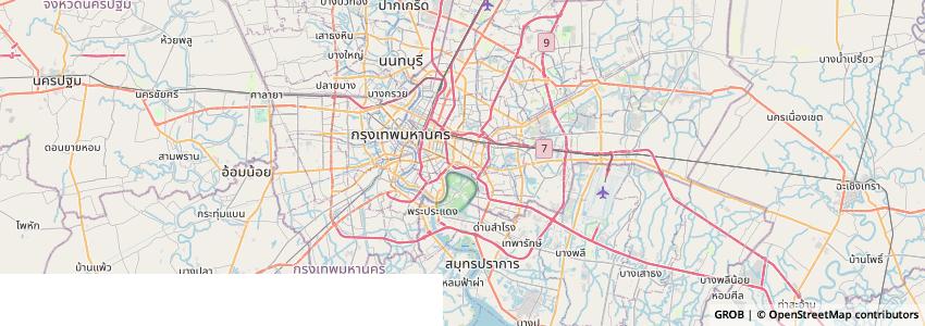 Mappa Bec-Tero Entertainment