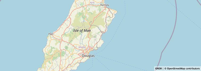 Mappa Damien James Design