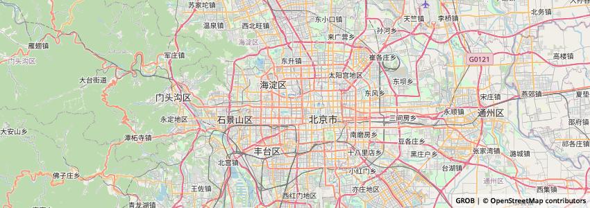 Mappa International Union Of Geological Sciences - Iugs