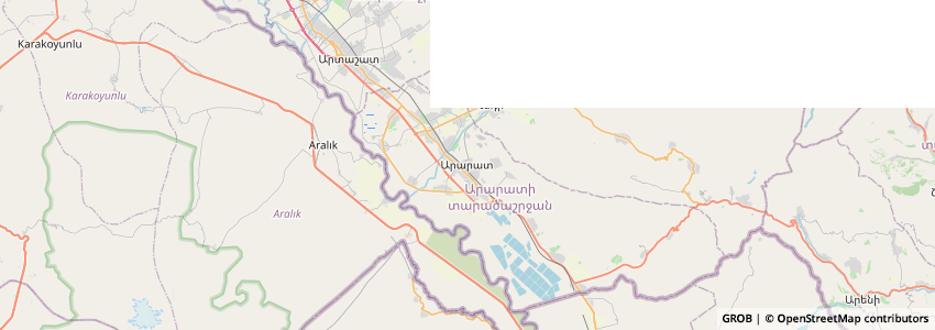 Mappa Aranea