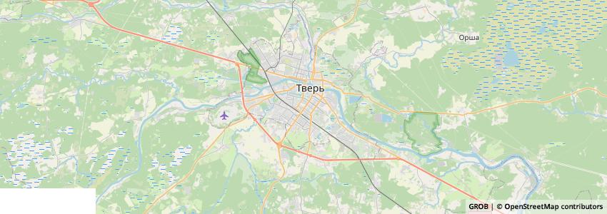 Mappa Заповедник Времени