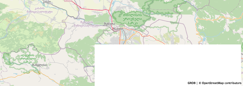 Mappa ბოხუას სახელობის კარდიოვასკულარული ცენტრი