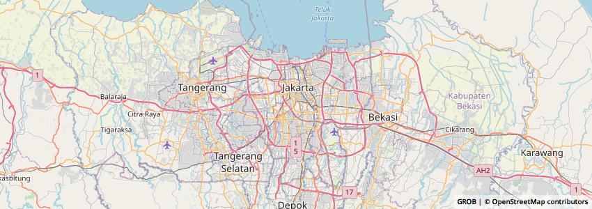 Mappa Bookingbar.id