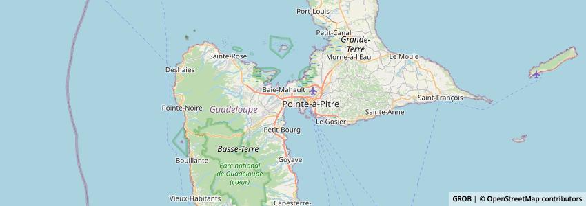 Mappa C2I Outremer